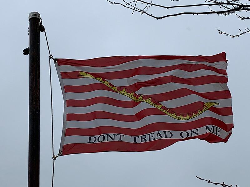 December 7, 1941 - US Navy Jack Flag