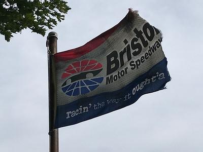 August 25, 1931 - Bristol Motorspeedway Flag
