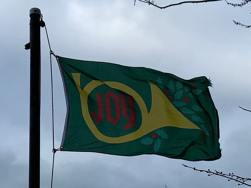 December 25, 0000 - Christmas Flag