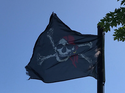 May 23, 1701 - Pirate Flag