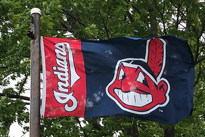 May 15, 1981 - Cleveland Indians Flag