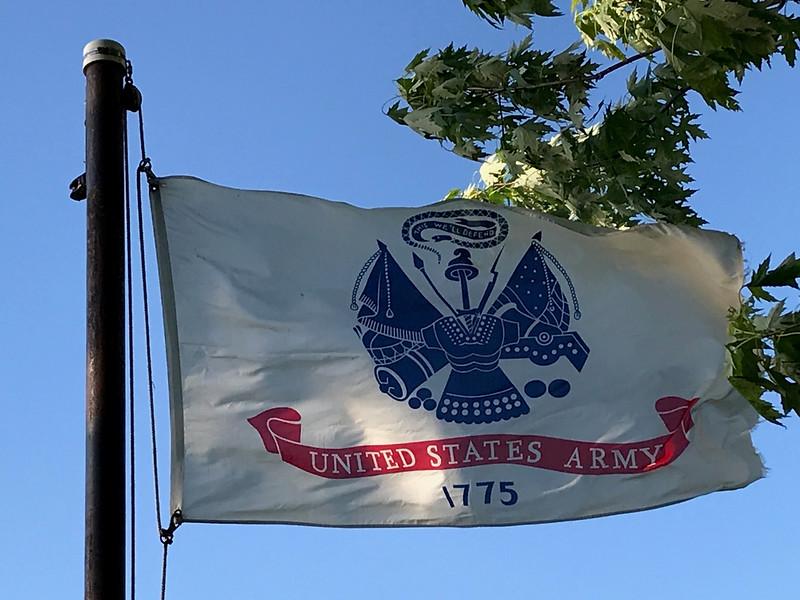 June 3, 1784 - U.S. Army Flag