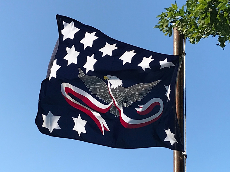 August 1, 1794 - Whiskey Rebellion Flag