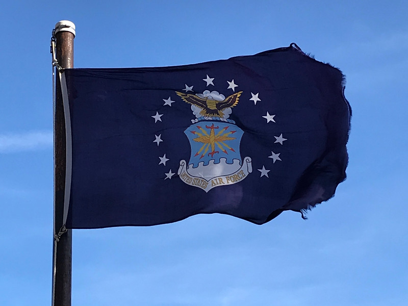 March 26, 1951 - U.S. Air Force Flag