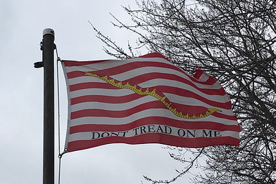 February 16, 1804 - U.S. Navy Jack Flag