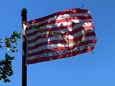 October 10, 1845 - Navy Jack Flag