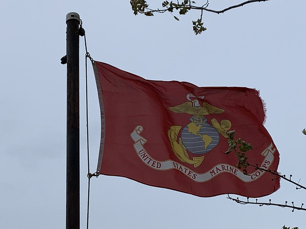 November 10, 1775 - USMC Flag