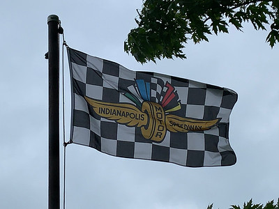 May 27, 2019 - IMS Flag