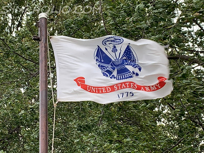 September 29, 1789 - U.S. Army Flag