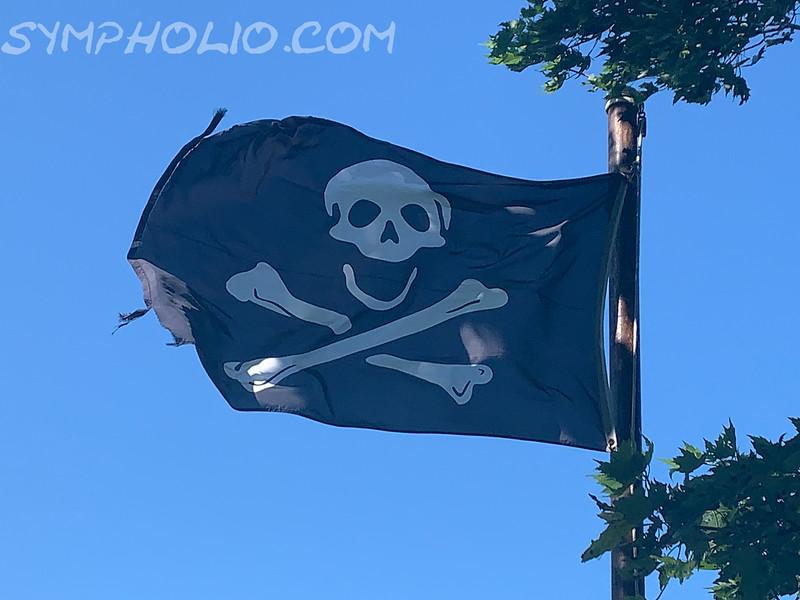 September 29, 2019 - Jolly Roger Flag