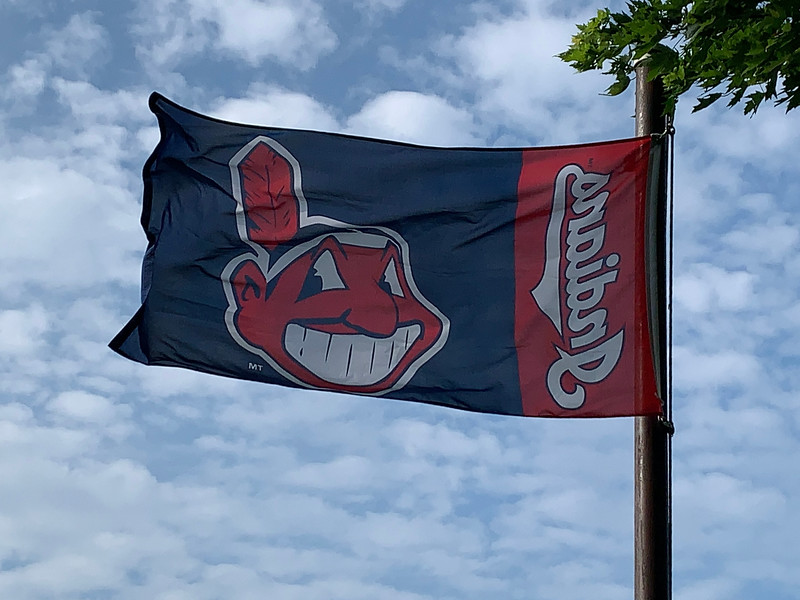 "July 9, 2019 - MLB All-Star Game at Progressive Field in Cleveland, Ohio…sans Chief Wahoo<br /> <br />  <a href=""http://www.mtbass.net"">http://www.mtbass.net</a><br />  <a href=""http://www.owl-works.com"">http://www.owl-works.com</a>"
