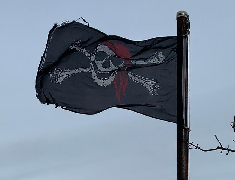 November 28, 1720 - Pirate Flag