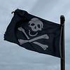 May 4, 2019 - Skull and Crossbones Flag