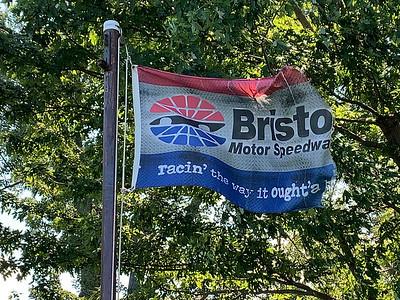 August 17, 2019 - Bristol Motor Speedway Flag
