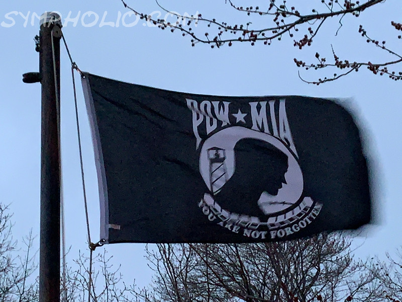 March 17, 1973 - POW-MIA Flag