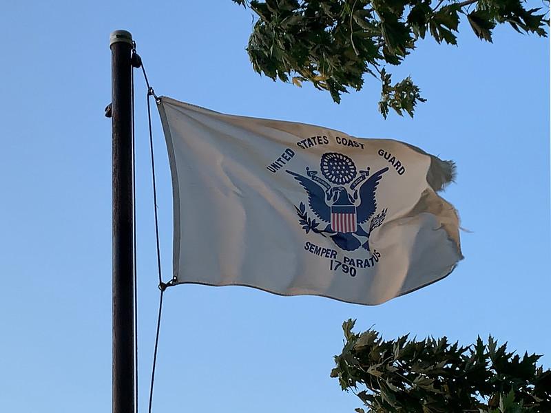August 4, 1790 — U.S. Coast Guard Flag