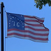 August 16, 1777 — Bennington Flag