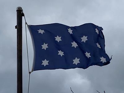 November 26, 1789 — Washington Position Flag