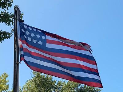 September 23, 1779 — Serapis Flag