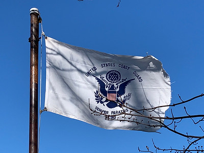 January 28, 1915 - U.S. Coast Guard Flag