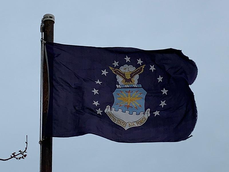 March 26, 1951 — U.S. Air Force Flag