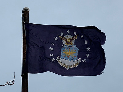 March 26, 1951 — U.S. Air Force Flag