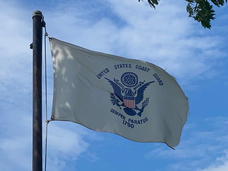 August 4, 1790 — USCG Flag