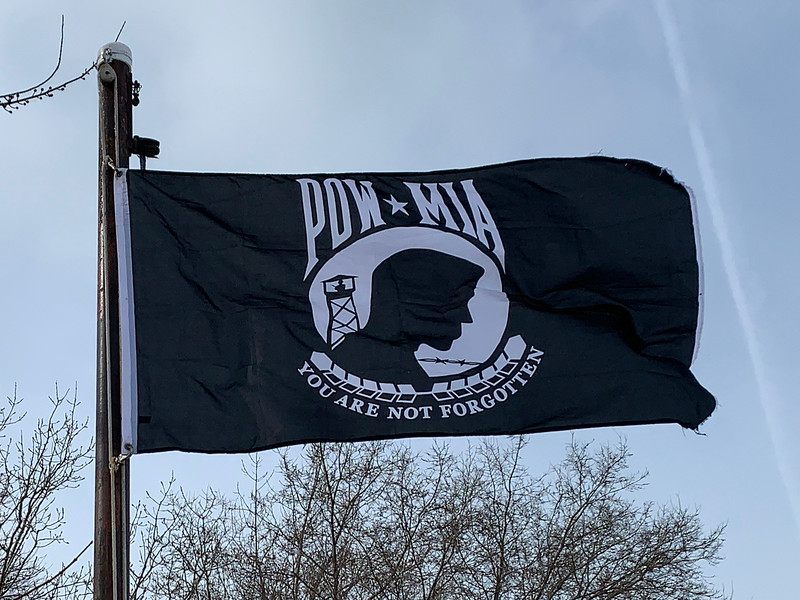 February 12, 1973 - POW-MIA Flag