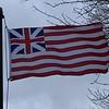 December 3, 1775 — Grand Union Flag