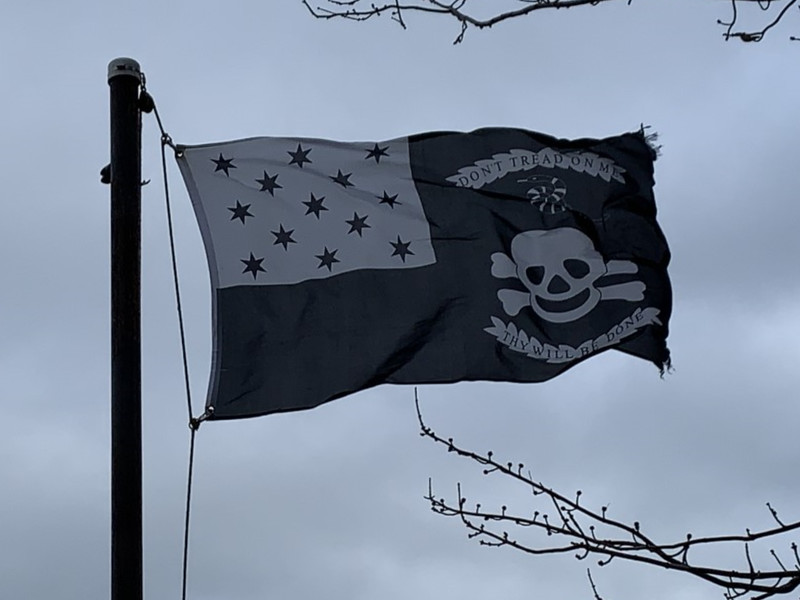 January 8, 1815 - War of 1812 Flag