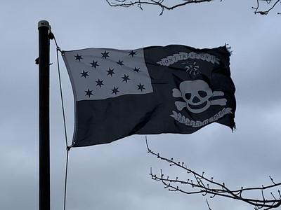 January 8, 1815 - War of 1812 Flag