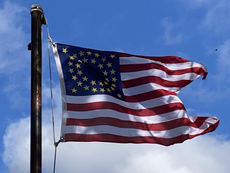 November 6, 1891 — U.S. Cavalry Flag