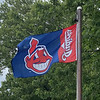 July 17, 1941 — Cleveland Indians Flag
