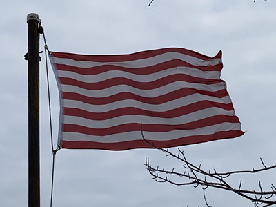 April 18, 2020 — Sons of Liberty Flag