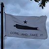 October 2, 1835 — Battle of Gonzales Flag