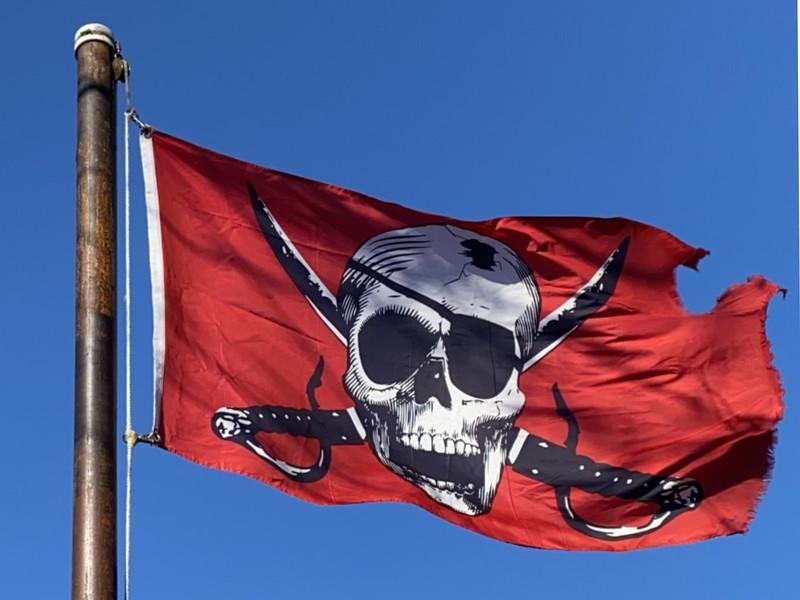 November 15, 1720 — Pirate Flag