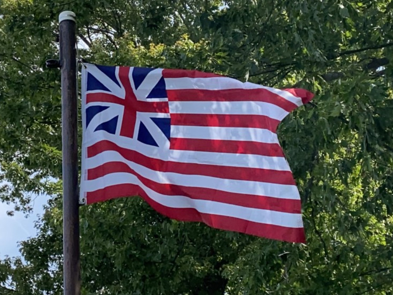September 3, 1783 — Grand Old Union Flag