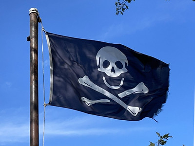September 19, 2021 — International Talk Like a Pirate Day