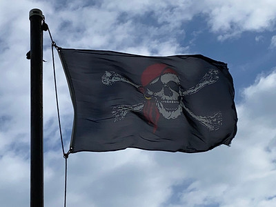 May 1, 2021 — Pirate Flag