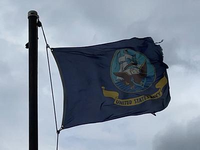 October 13, 1775 - United States Navy Flag