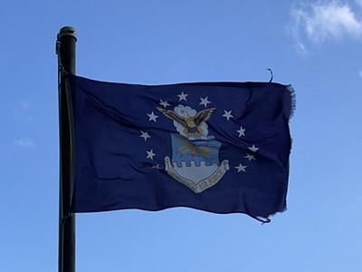September 18, 1947 — U.S. Air Force Flag