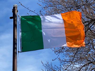 March 17, AD 461— Irish Flag