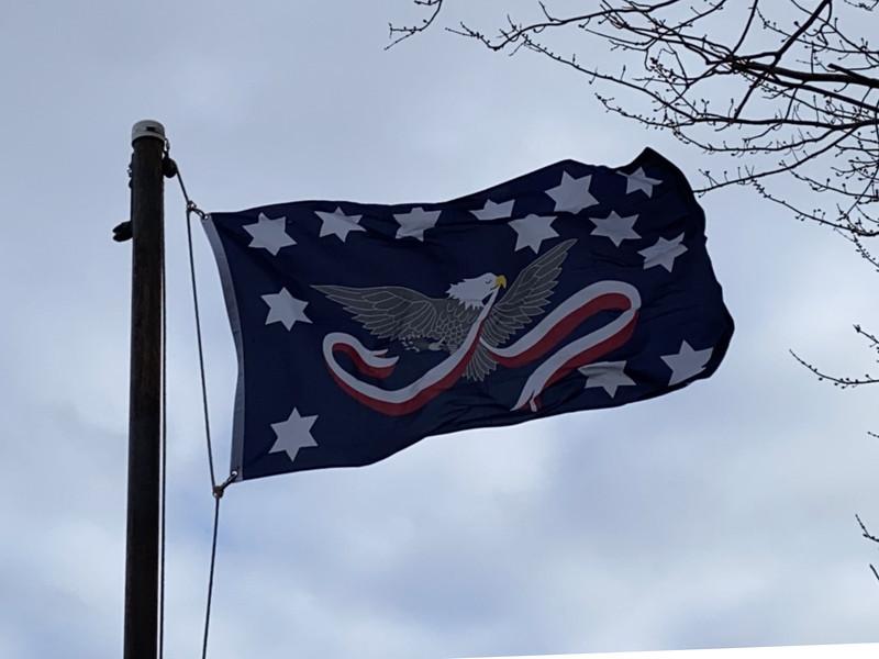 January 30, 2021 — Whiskey Rebellion Flag