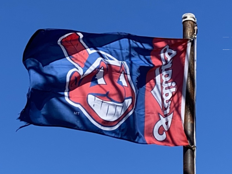 March 9, 1897 — Cleveland Indians Flag