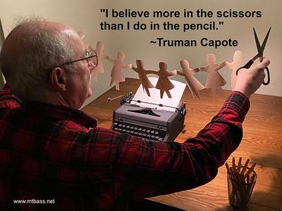 December, 2020 — Truman Capote