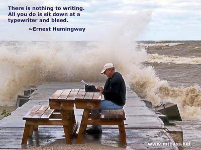 October, 2015 - Ernest Hemingway