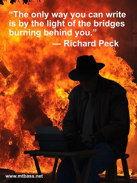 September, 2020 — Richard Peck