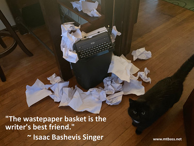 May, 2019 -- Isaac Bashevis Singer