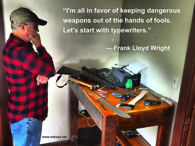 September, 2019 — Frank Lloyd Wright