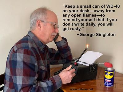 January, 2020 - George Singleton